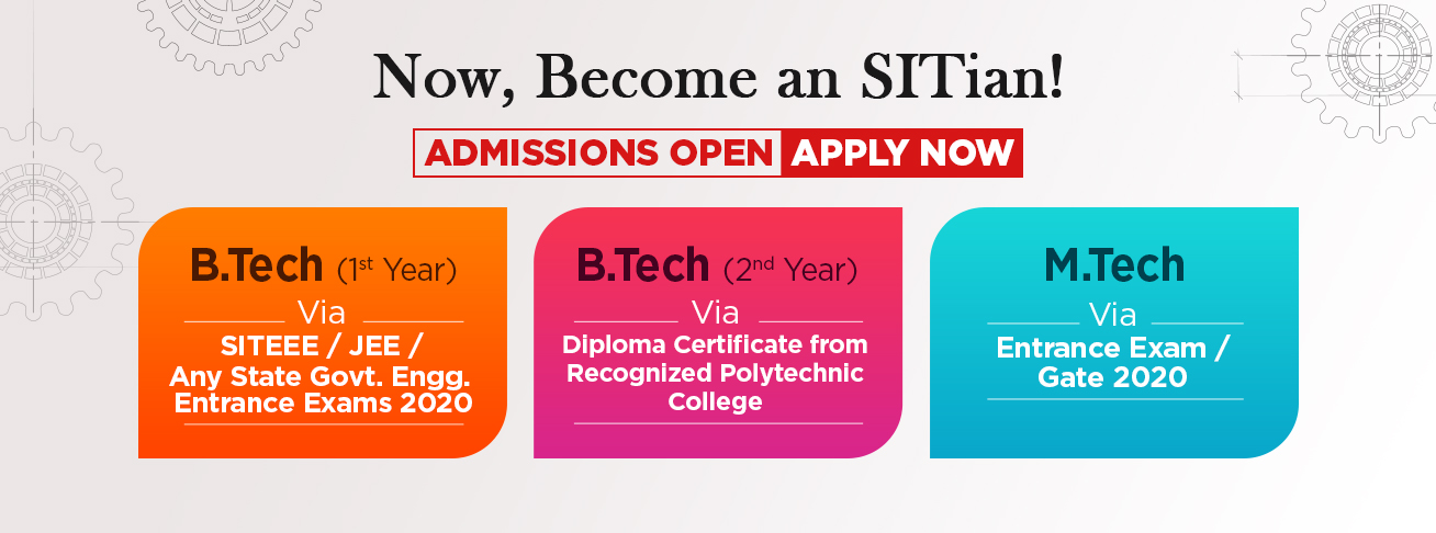 SIT Pune Engineering Admission open