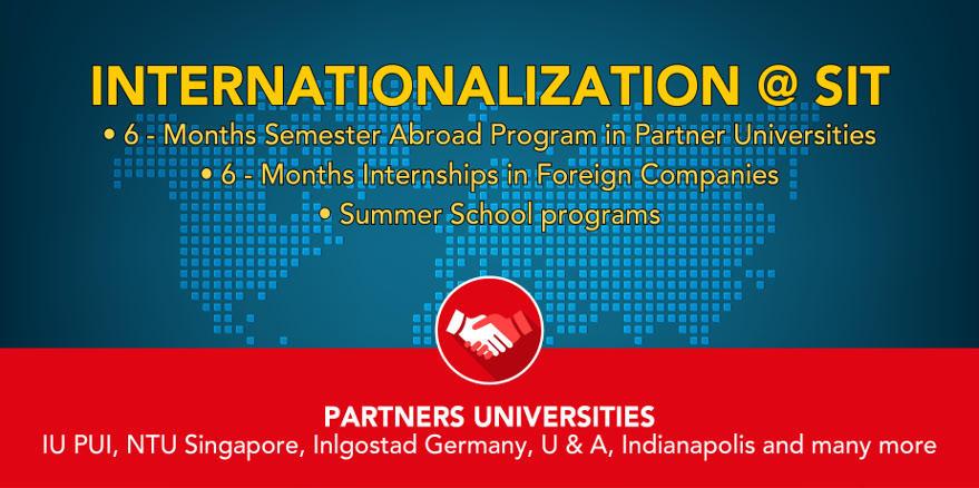 Internationalization at SIT Pune